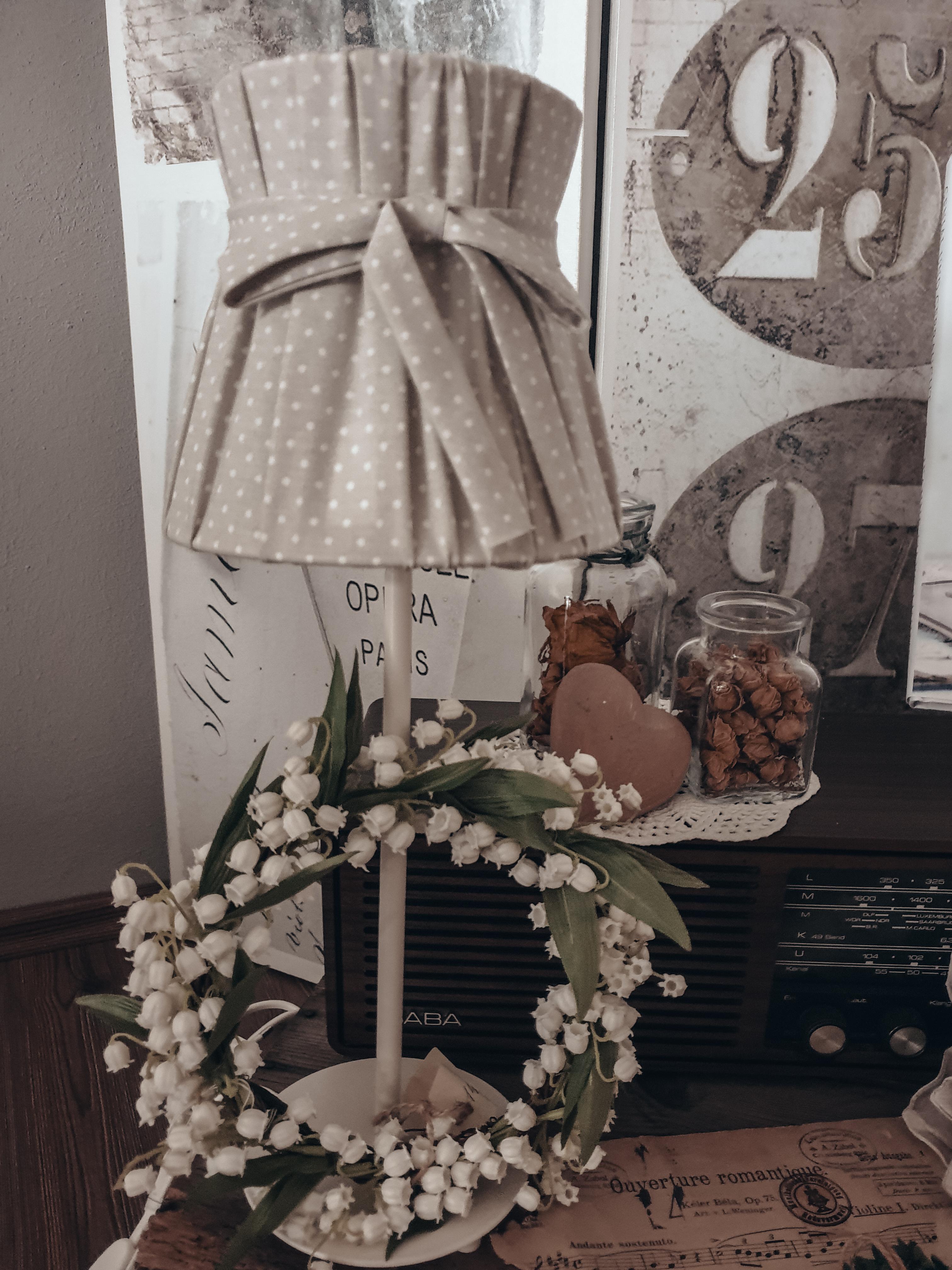 Shabby Chic Antikes Vintage Deko Set 6