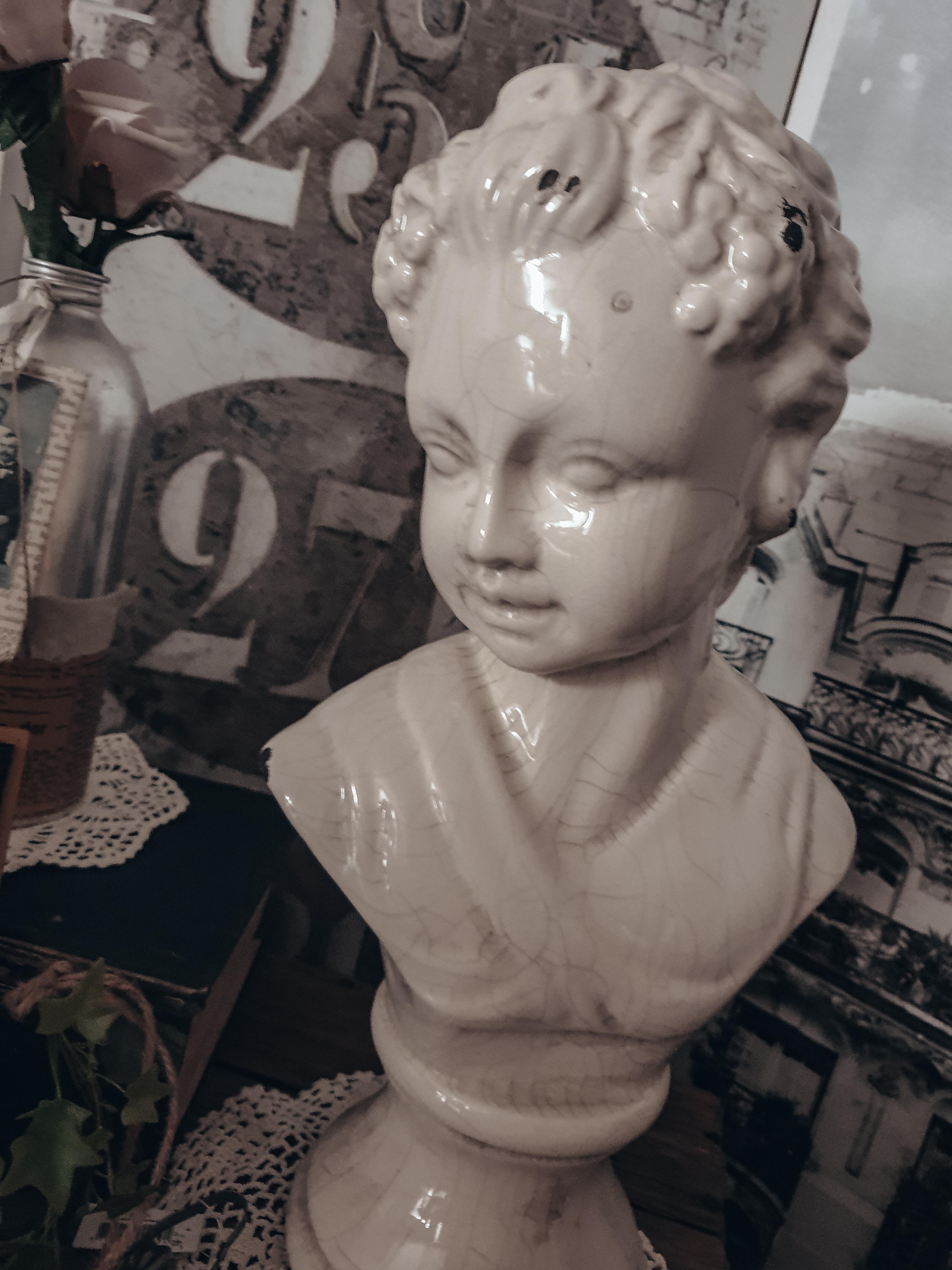 Shabby Chic Antikes Vintage Deko Set 5