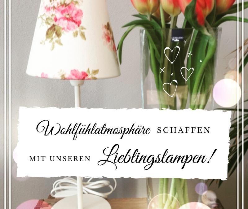 Blog Beitrag Lieblingslampen